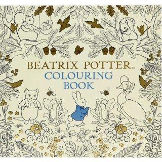 Beatrix Potter Colouring Book  PR