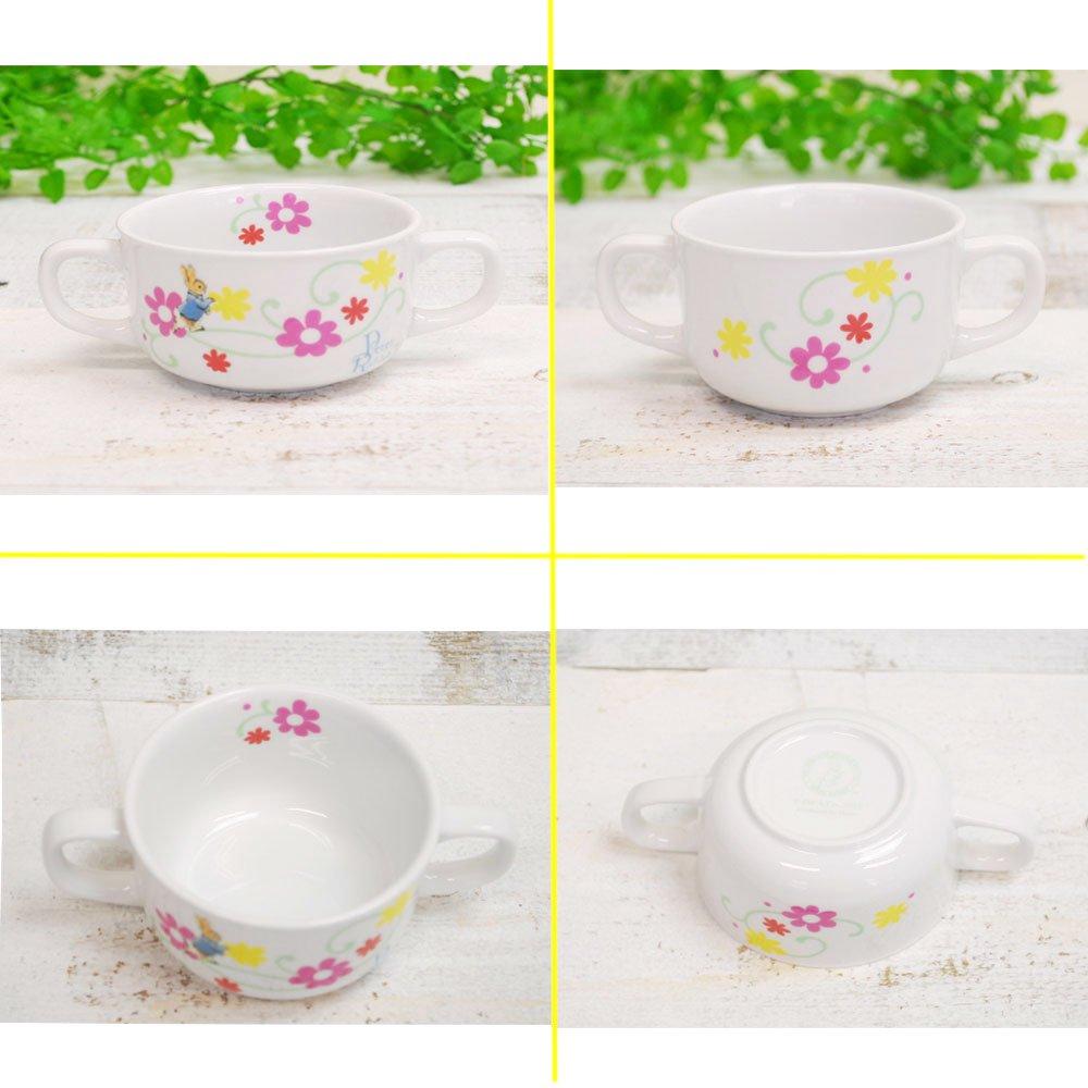 ピングー 食器&スプーンフォークセット(フルール)SET-0039 PR
