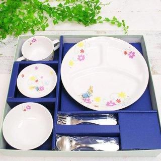 食器&スプーンフォークセット(フルール)SET-0039 PR