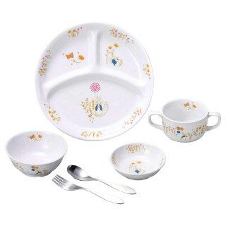 食器&スプーンフォークセット(アドベンチャー) SET-0043 PR