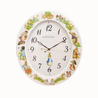 掛時計(ホワイト) CL615W PR