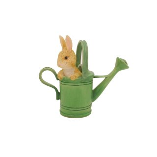 Enesco BP ミニフィギュア(Peter in watering can) A28296 PR