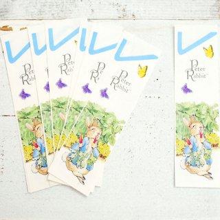 お箸袋 10枚入(ピーターラビット)カラー PR