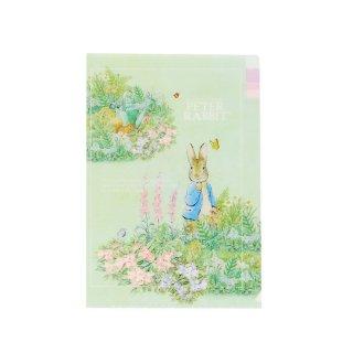 A6ポケットファイル(garden) ED02513 PR