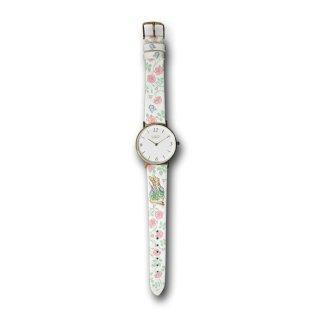 【お取り寄せ】ピーターラビット×浅草文庫 腕時計(フレンズ) 460394 PR