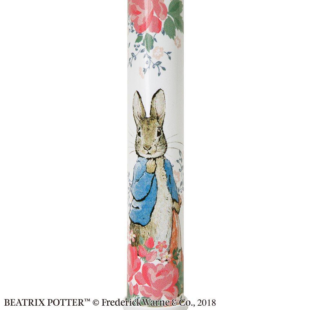 ピングー 折りたたみステッキ(Glorious garden ホワイト)ST-ZP0026 PR