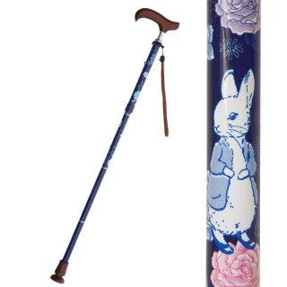折りたたみステッキ(Japonism ブルー)ST-ZP0027 PR