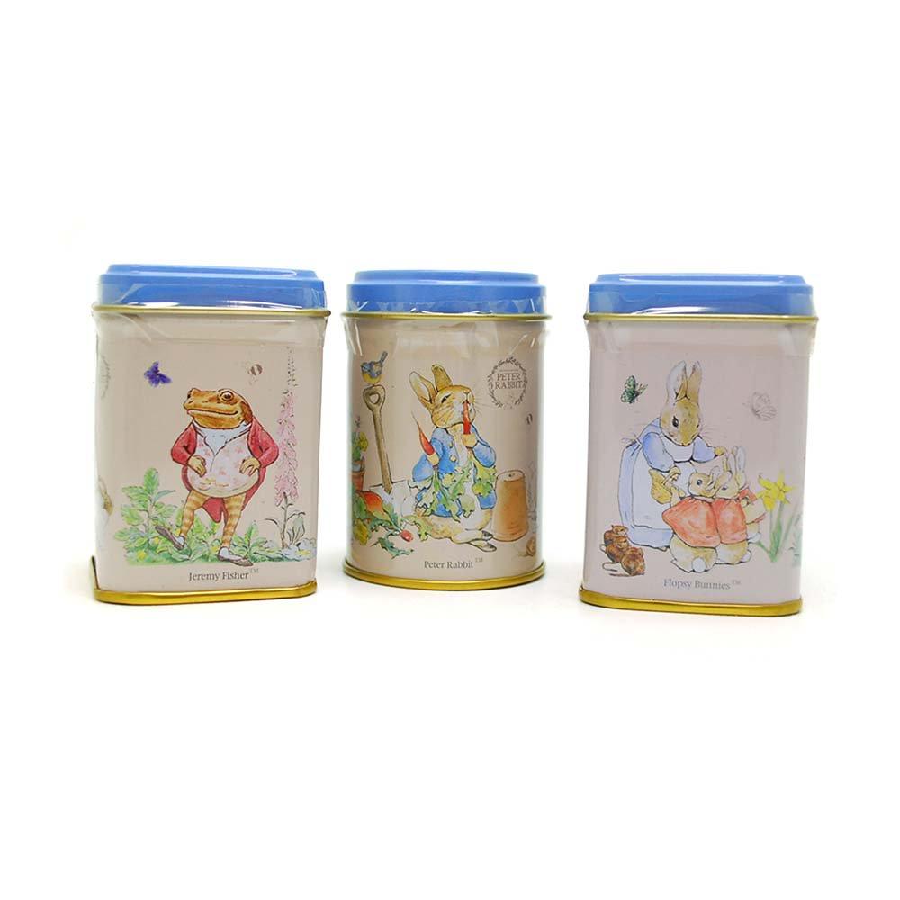 ピングー 紅茶ギフト ミニチュア缶3Pパック BP09 PR