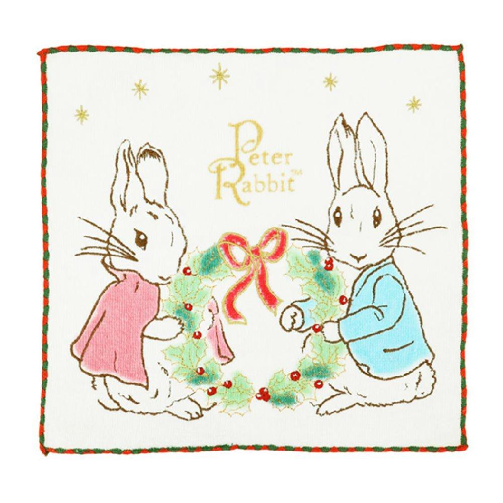 ピングー ミニタオル(クリスマスリース)5605006300 PR