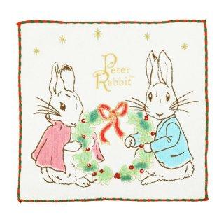 ミニタオル(クリスマスリース)5605006300 PR