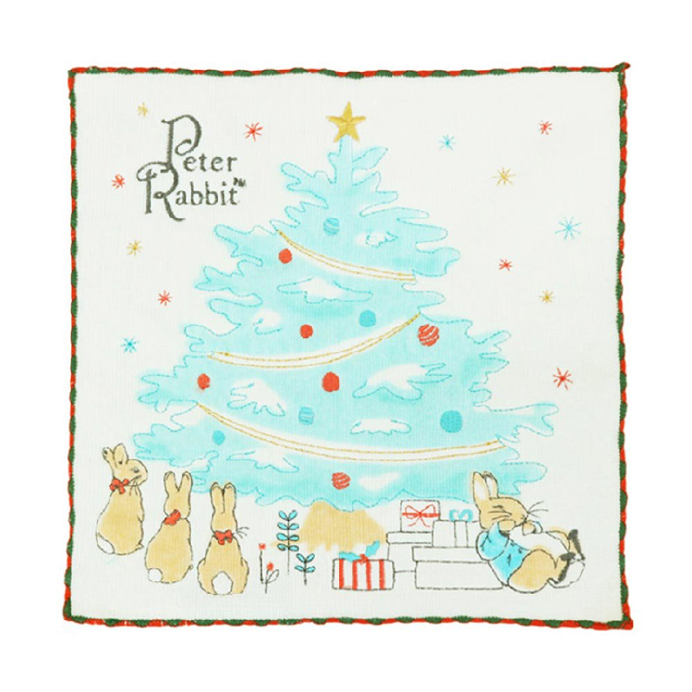 ピングー ミニタオル(クリスマスツリー)5605006400 PR