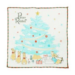 ミニタオル(クリスマスツリー)5605006400 PR