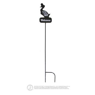 ガーデンピック(ジマイマ)ブラック 8250037 PR