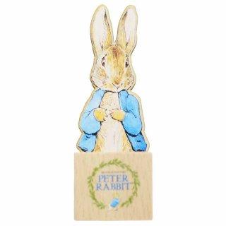 木製印鑑スタンド(Peter Rabbit)  PR