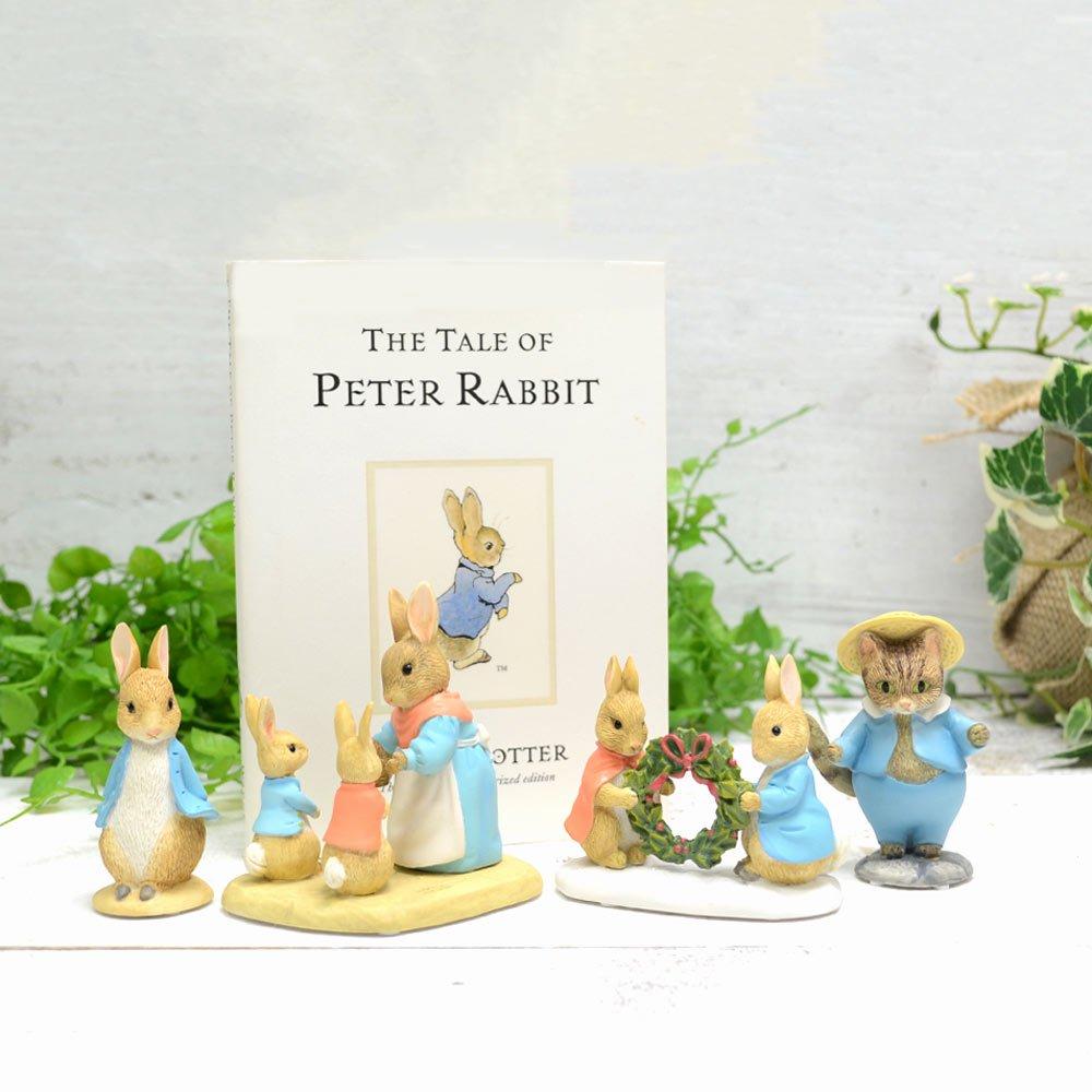 ピングー Enesco BP ミニフィギュア(PETER RABBIT) A28293 PR