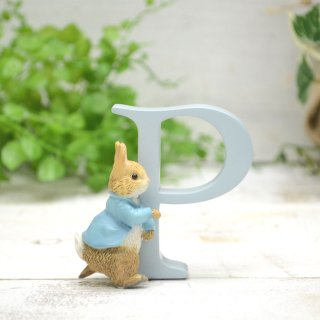 Enesco BP ミニフィギュア(P - RUNNING PETER RABBIT) A5008 PR