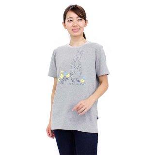 【生産終了品】ロング丈Tシャツ(グレー)M 392127 PR