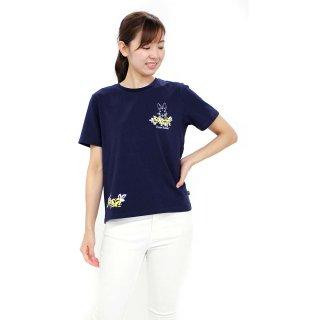 ローズTシャツ(ネイビー)L 392147 PR