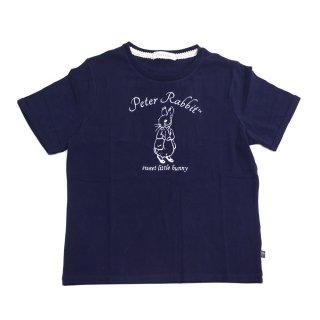 ロールアップTシャツ(ネイビー)L 392148 PR