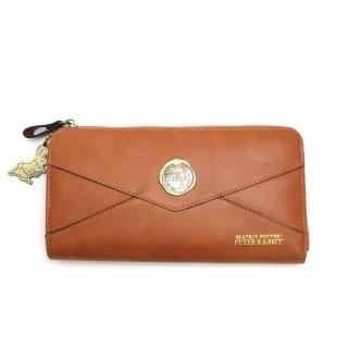 多機能LF束入れ 財布(レター)ブラウン PR-092 PR