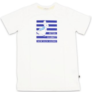 ピーターロングTシャツ(オフホワイト)M 392167-12 PR