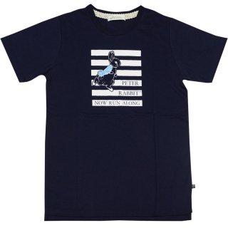 ピーターロングTシャツ(ネイビー)L 392167-84 PR