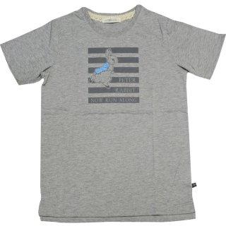 ピーターロングTシャツ(杢グレー)L 392167-93 PR