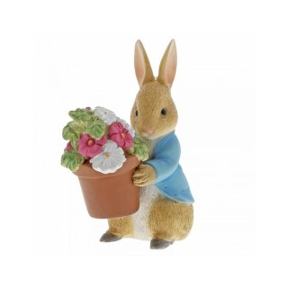 フィギュア(PETER RABBIT BRINGS FLOWERS)A29579    PR