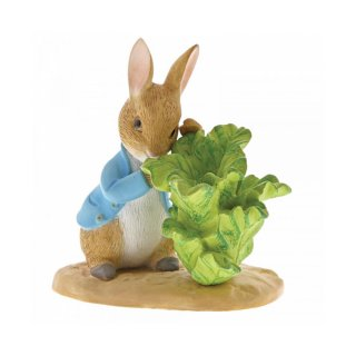 フィギュア(PETER RABBIT WITH LETTUCE)A29641  PR