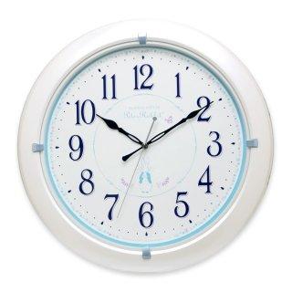 ピーターラビット掛け時計 CL301W PR