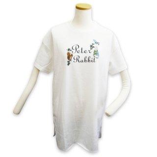 ロゴプリントBIG Tシャツ(オフホワイト) L 302105-12 PR