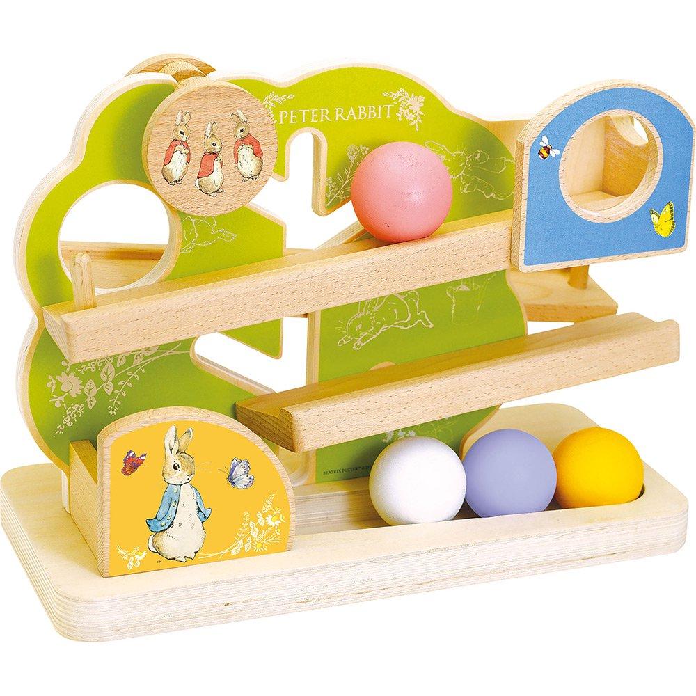 ピングー 木のおもちゃ コロコロすべりだい 5333 PR