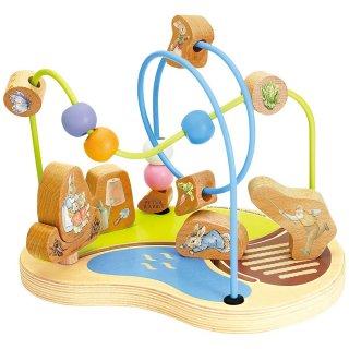 木のおもちゃ おいかけっこループ 331 PR