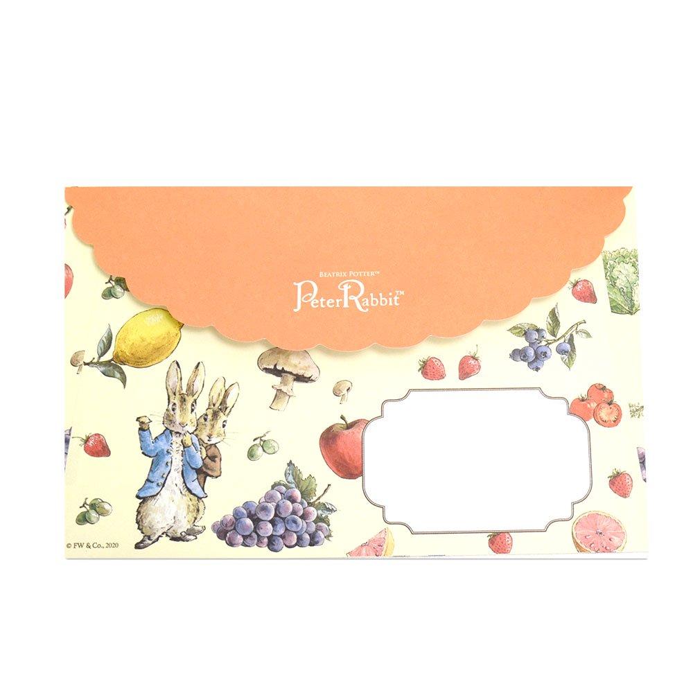 ピングー パックレター(果物)AD04825 PR