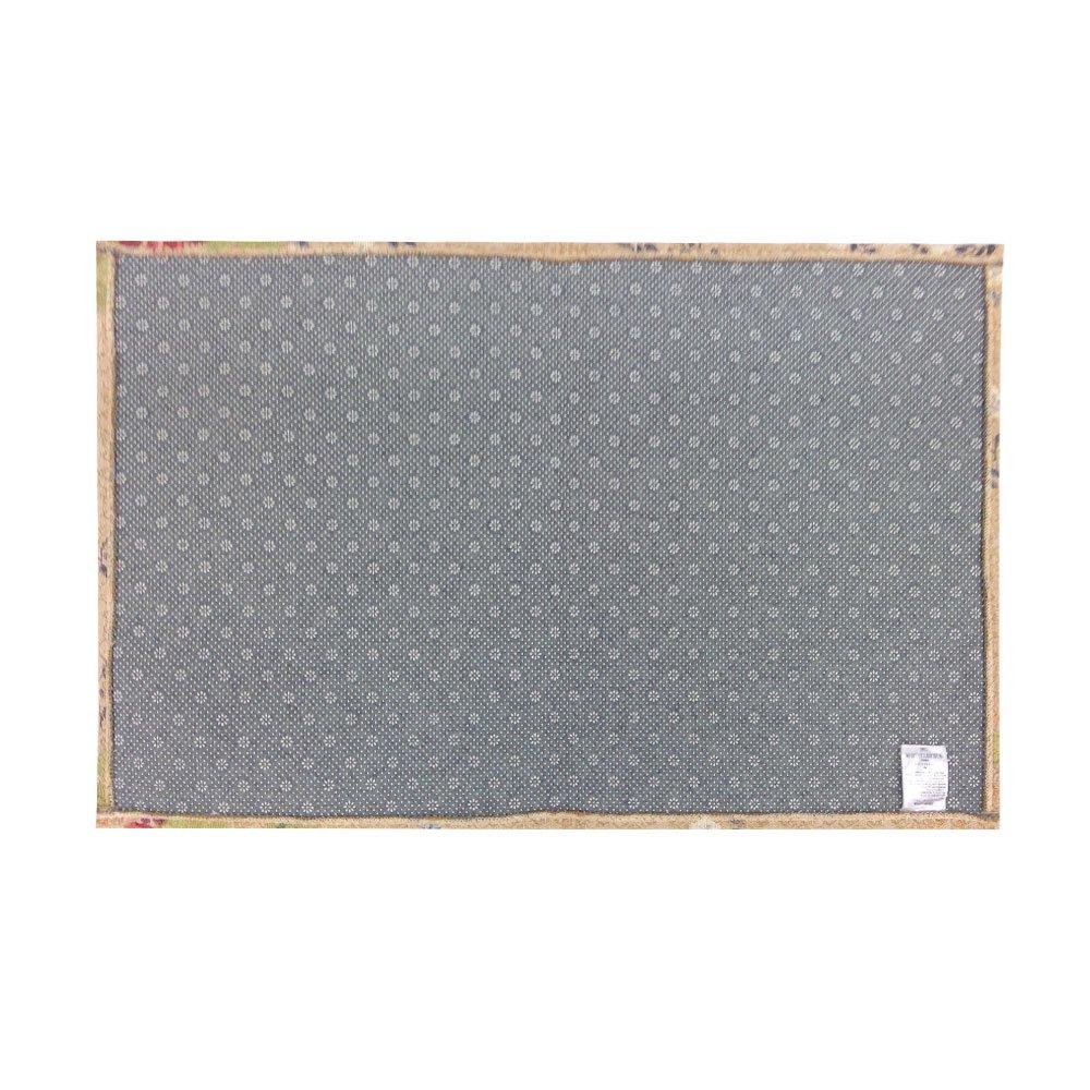 ピングー シェニールマット(ビオラ)パープル 50×80cm 1026032 PR