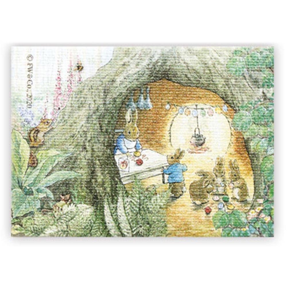 ピングー ★どの絵柄がでるかはお楽しみ★ ミニキャンバス(ピーターラビット)PR-MC00A PR
