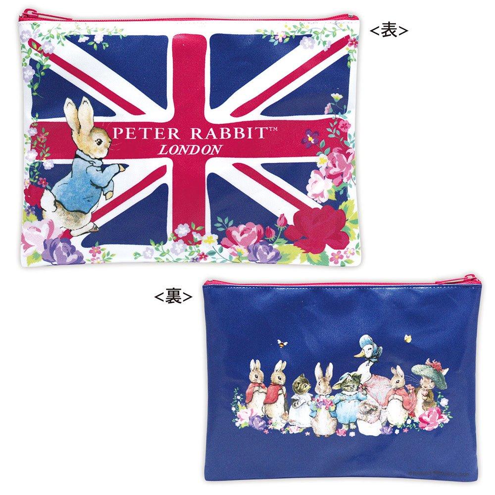 ピングー ポーチ (国旗柄) PR-PO103 PR