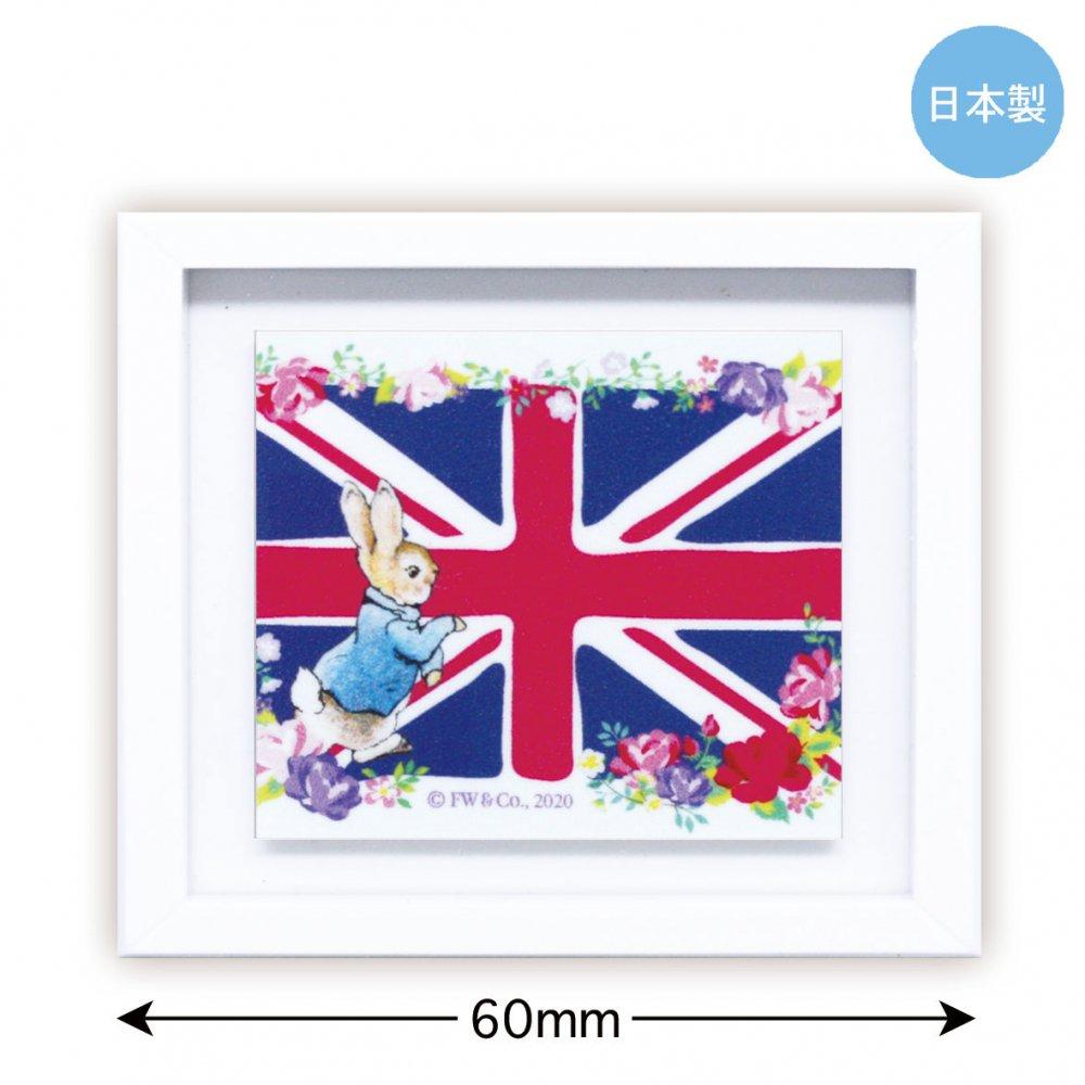 ピングー フレームマグネット(国旗柄)PR-GM015 PR