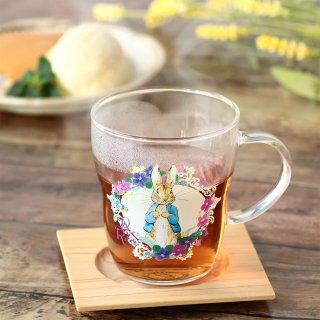 耐熱マグカップ(すみれ)11389 PR