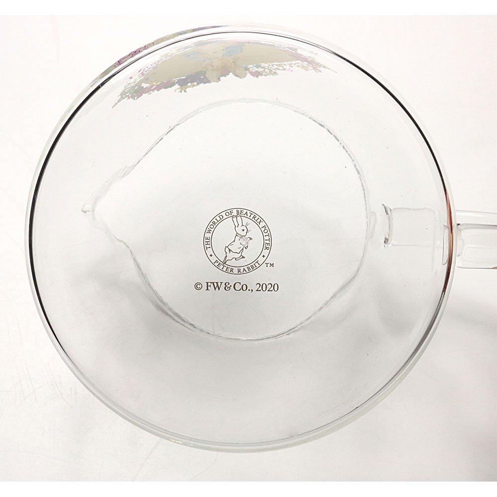 ピングー 耐熱ティーポット(すみれ)11390 PR