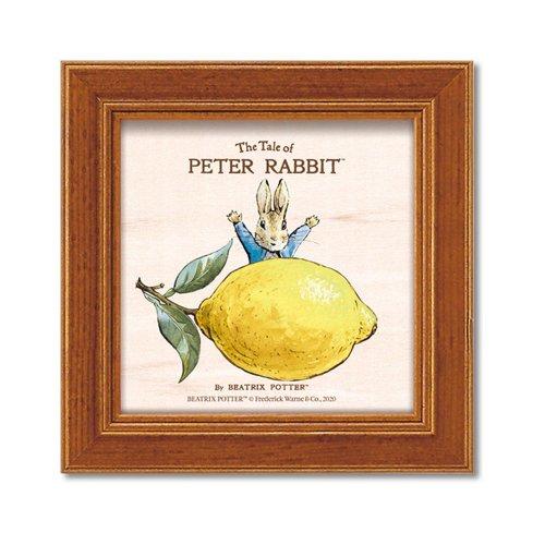 ミニアート(ピーターとレモン)PF-00579 PR
