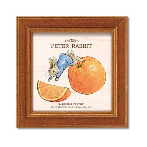 ミニアート(ピーターとオレンジ)PF-00581 PR