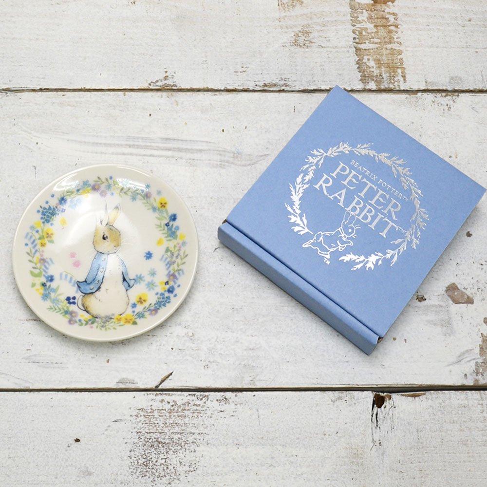 ピングー 豆皿(スプリング) PR541-333 PR
