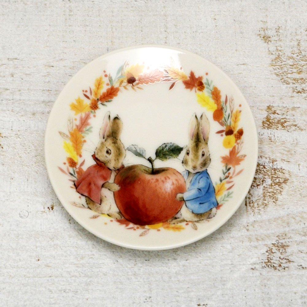 ピングー 豆皿(オータム) PR543-333 PR