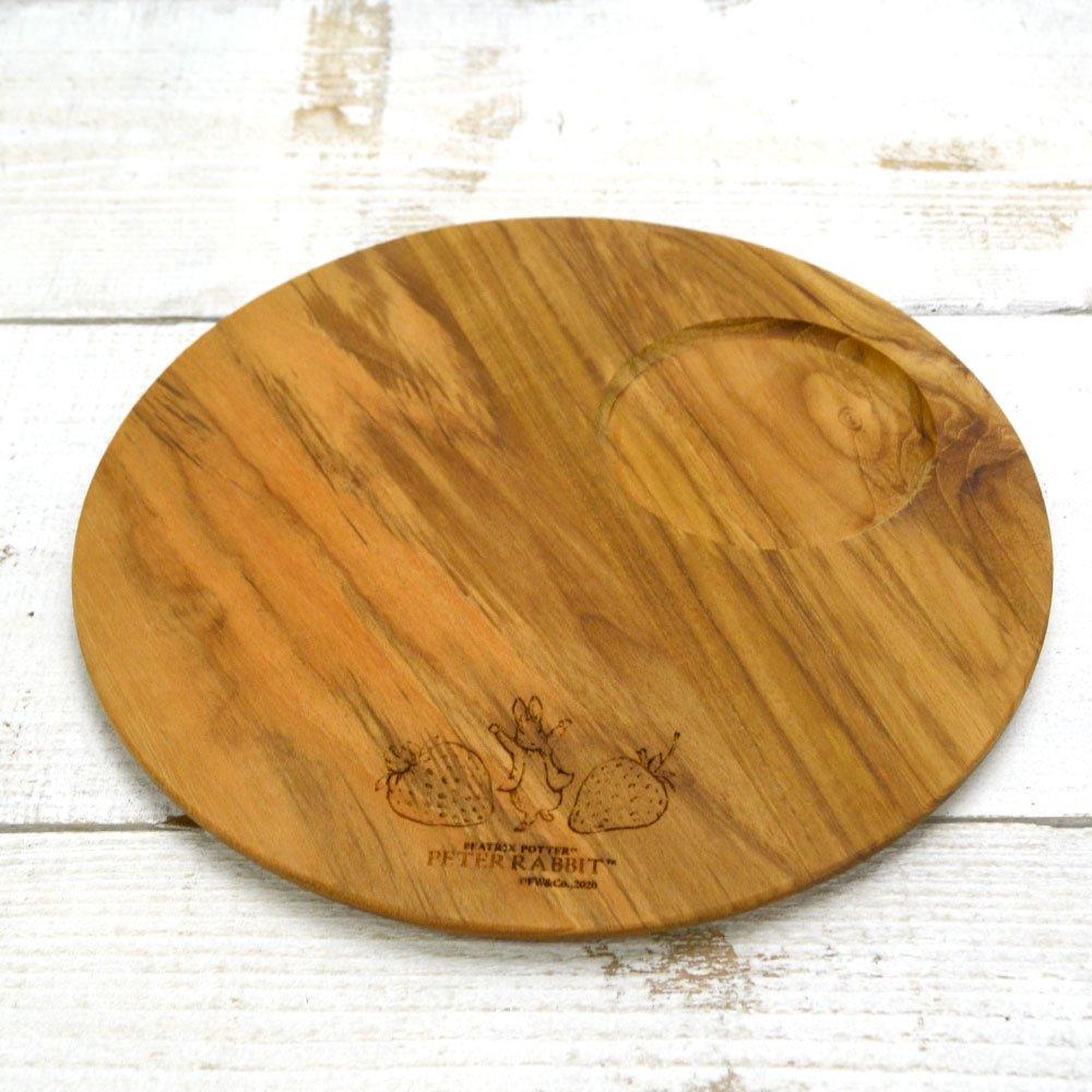 ピングー 木製ワンプレート PR