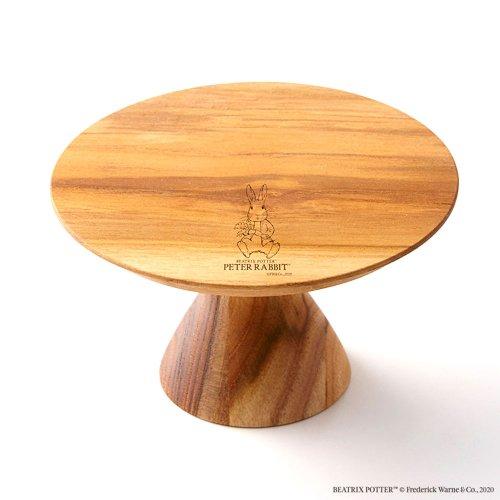 木製コンポート皿 PR