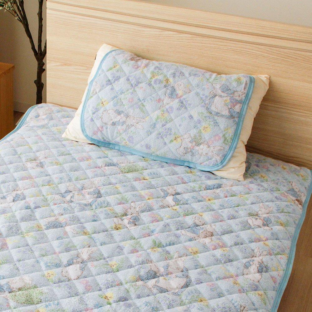 ピングー 枕パッド (サックス) PRMP4018 PR