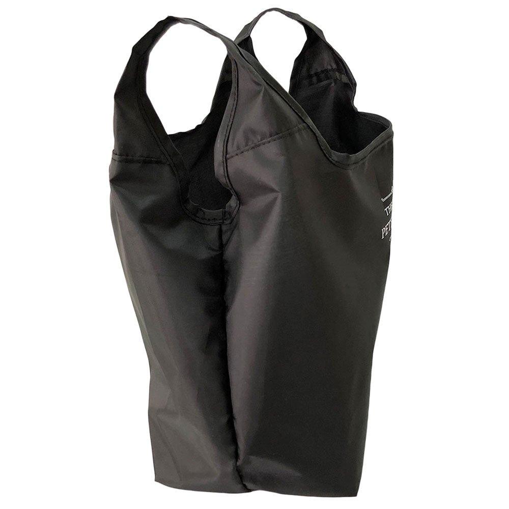 ピングー コンパクトくり手エコバッグ お弁当サイズ対応(ブラック) #0612 PR