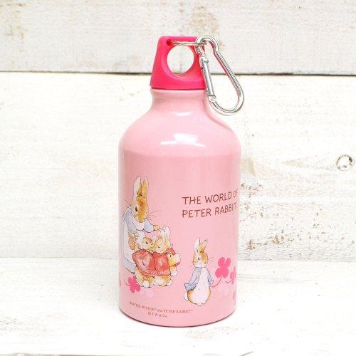 アルミ携帯用ボトル(ピンク) PE-2  PR