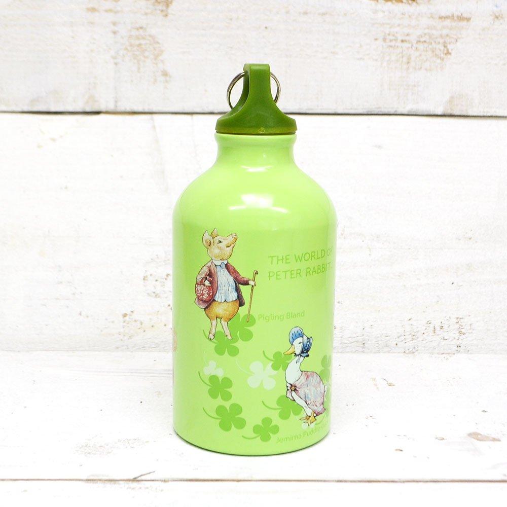 ピングー アルミ携帯用ボトル(グリーン) PE-2 PR
